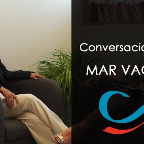 Entrevista a Mar Vaquero. Ana Sanz. Crecimiento político