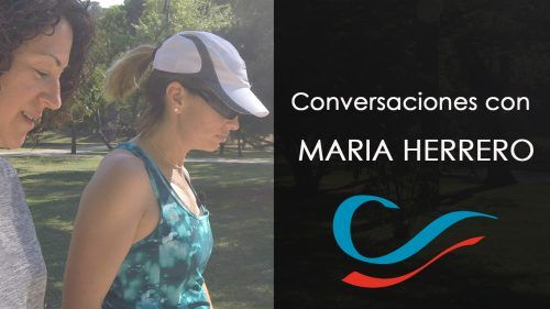 María Herrero. Ana Sanz. Crecimiento político