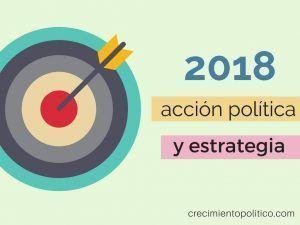 Acción política 2018 coaching político