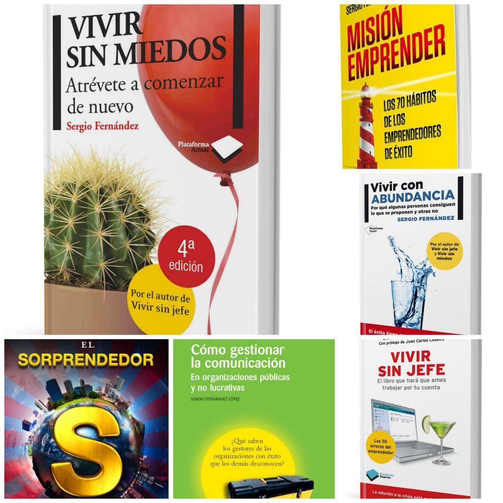 Libros de Sergio Fernández