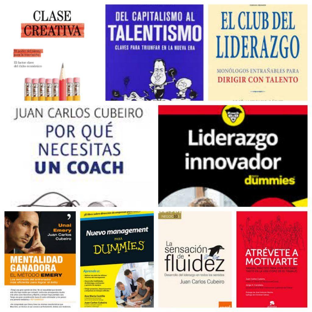 Libros de Juan Carlos Cubeiro