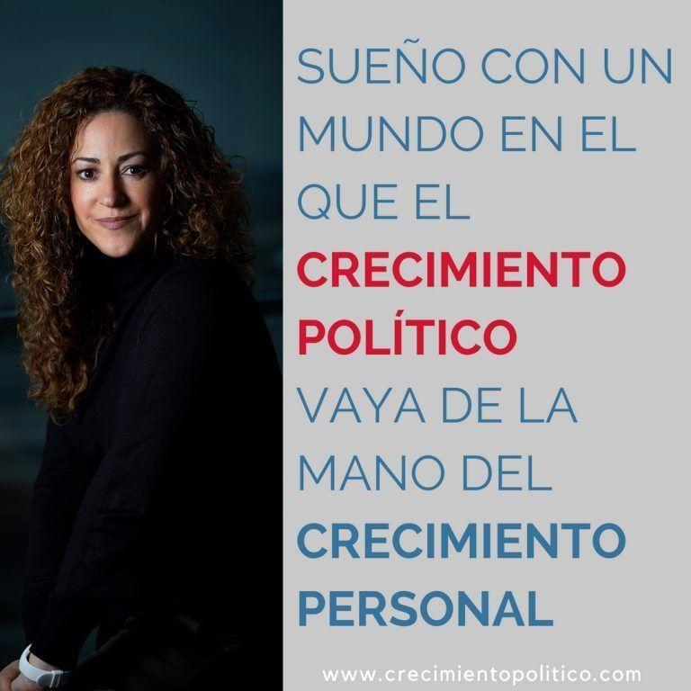 Ana Sanz coach político