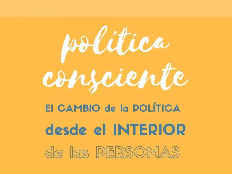 Política consciente, coaching político