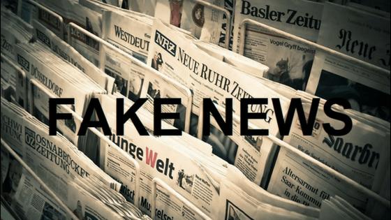 Fake news comunicación política