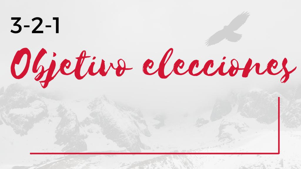 Objetivo elecciones. Liderazgo político. Ana Sanz