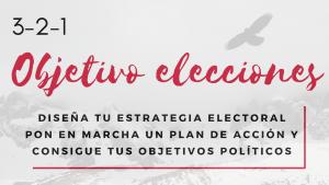 Reto 3-2-1 objetivo elecciones. Ana Sanz