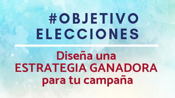 Objetivo elecciones, Ana Sanz, coaching político