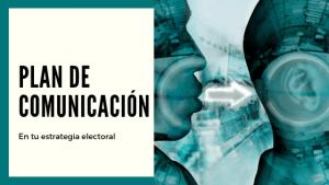 Plan de comunicación, coaching político, B
